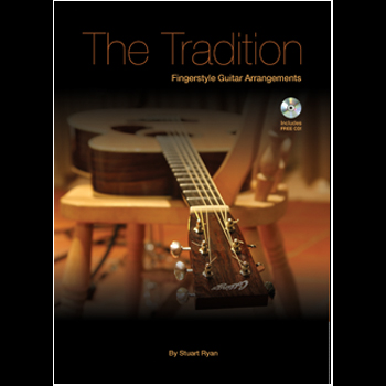 stuart ryan tradition guitar book