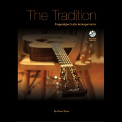 the tradition guitar book