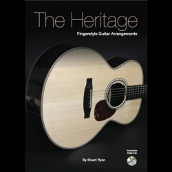 Stuart Ryan - The Heritage product