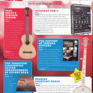 The Tradition Recommended By Acoustic Magazine