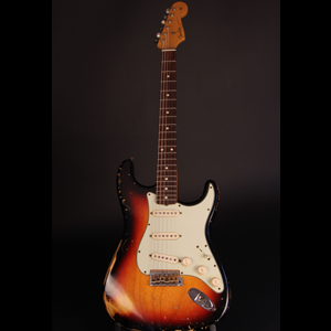 Fender Custom Shop 1963 Heavy Relic Strat (with Suhr Landau Pickups)