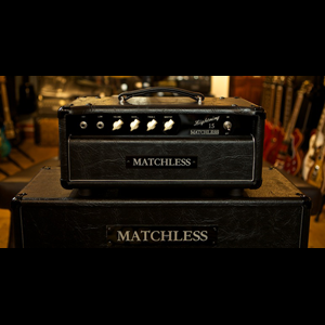 Matchless Lightning Head and 1 x 12 Cab