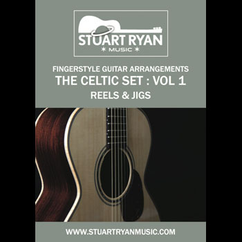 celtic guitar set vol 1