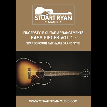 fingerstyle easy pieces vol 1