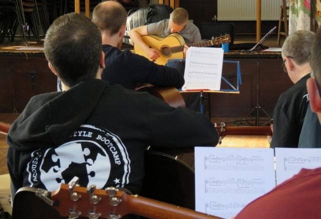 uk guitar workshop