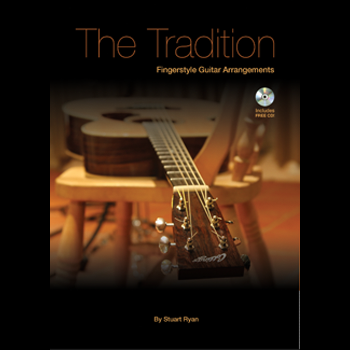 tradition guitar book by stuart ryan