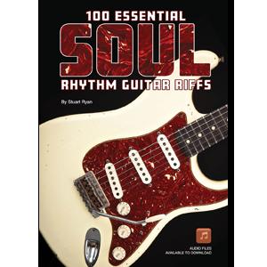 soul rhythm guitar book